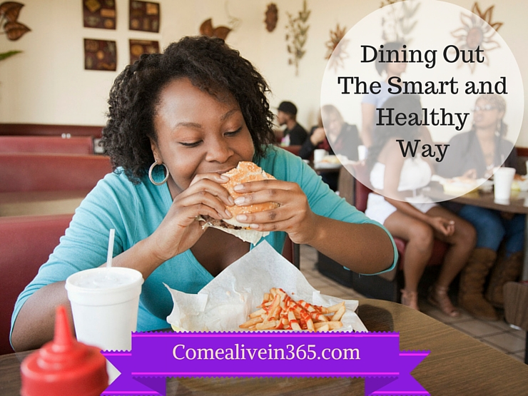 Dining OutThe Smart andHealthyWay