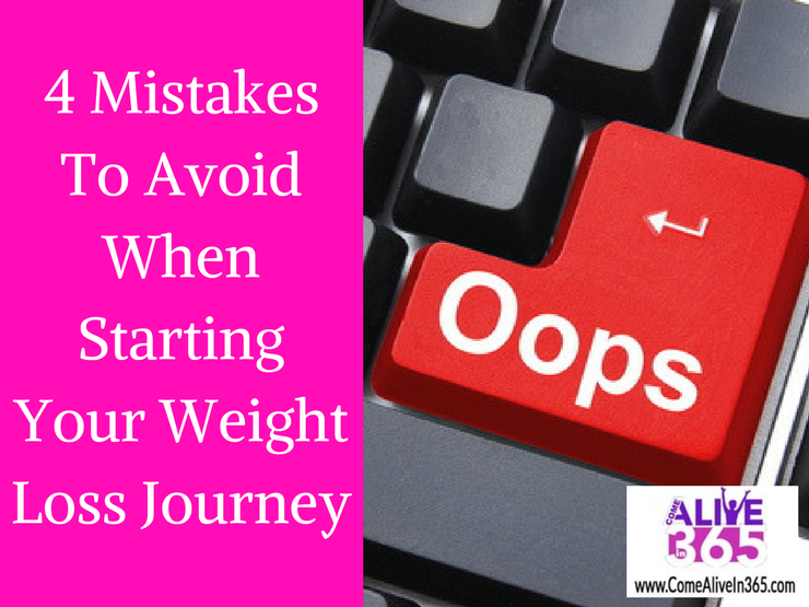 Dieting Mistakes