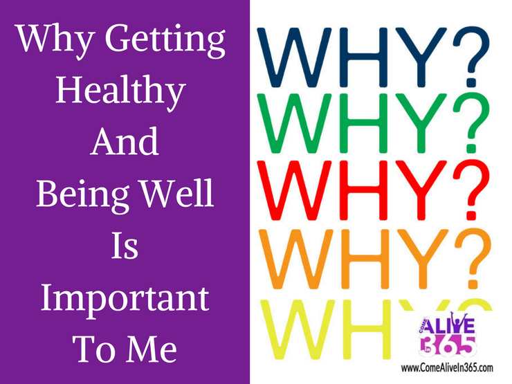 Why You Should Get Healthy